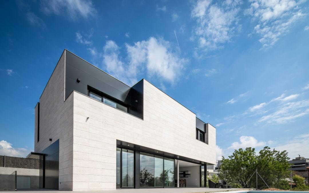 Casa Sant Boi – proyecto y construcción